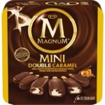 CBS Produtos | Sorvete Magnum Mini com duplo caramelo
