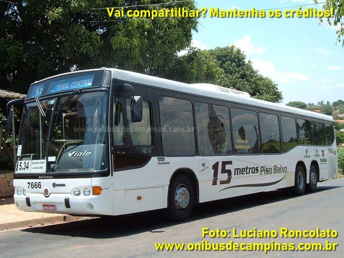 Túnel do Tempo | Os testes do ônibus Scania de 15 metros pela VBTU em 2005