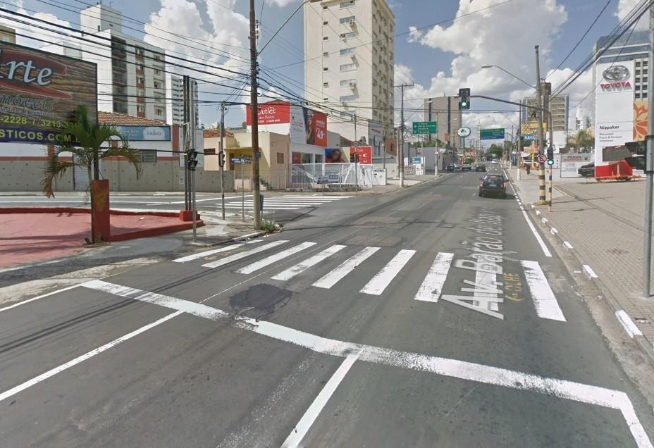 Túnel do Tempo   A porteira da via férrea que cruzava a Avenida Barão de Itapura