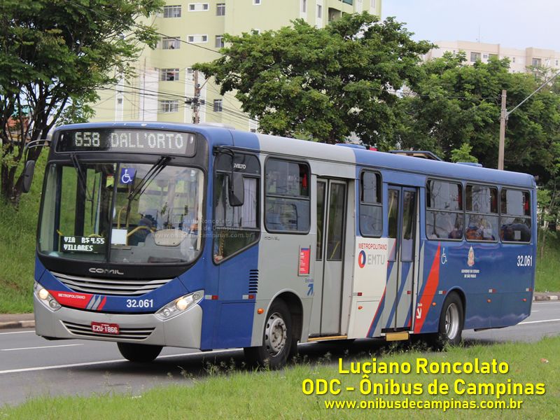 Linha 658 é escolhida a pior da Região Metropolitana de Campinas; RLC é eleita a melhor