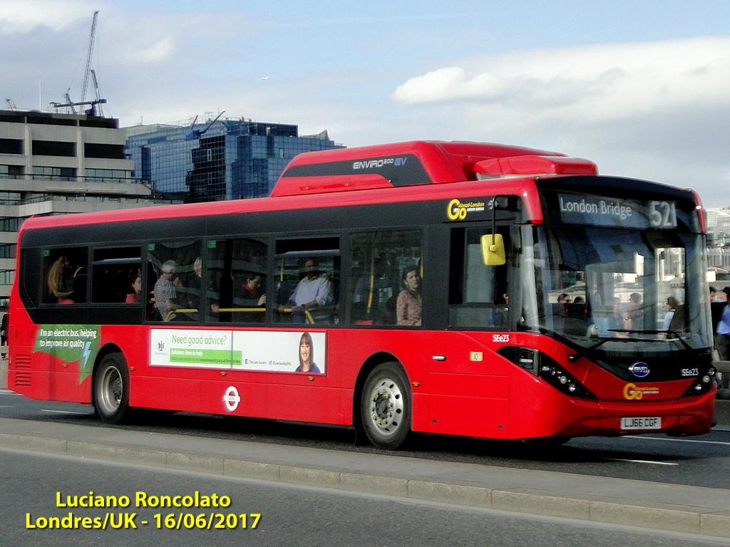 Transporte no Mundo | Os ônibus elétricos da BYD que circulam por Londres
