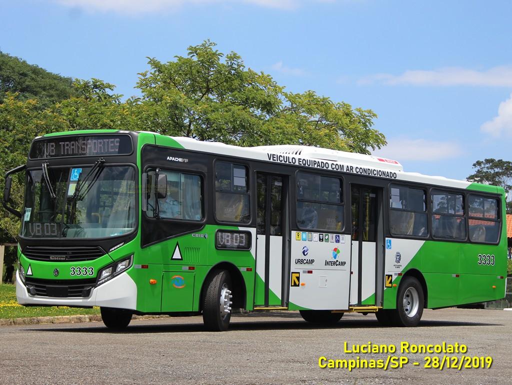 Ao contrário do que Jonas disse, Campinas não vai receber mais 50 ônibus novos em breve