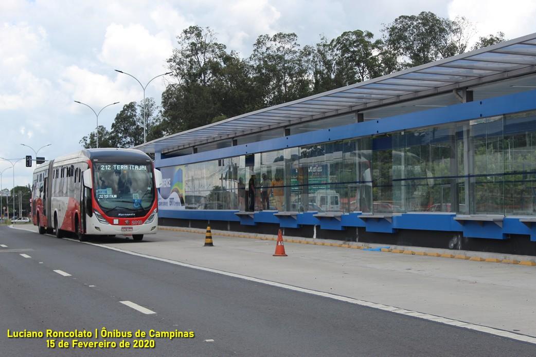 Obras do BRT de Campinas deveriam terminar hoje, porém vão atrasar (como já previsto pelo ODC)