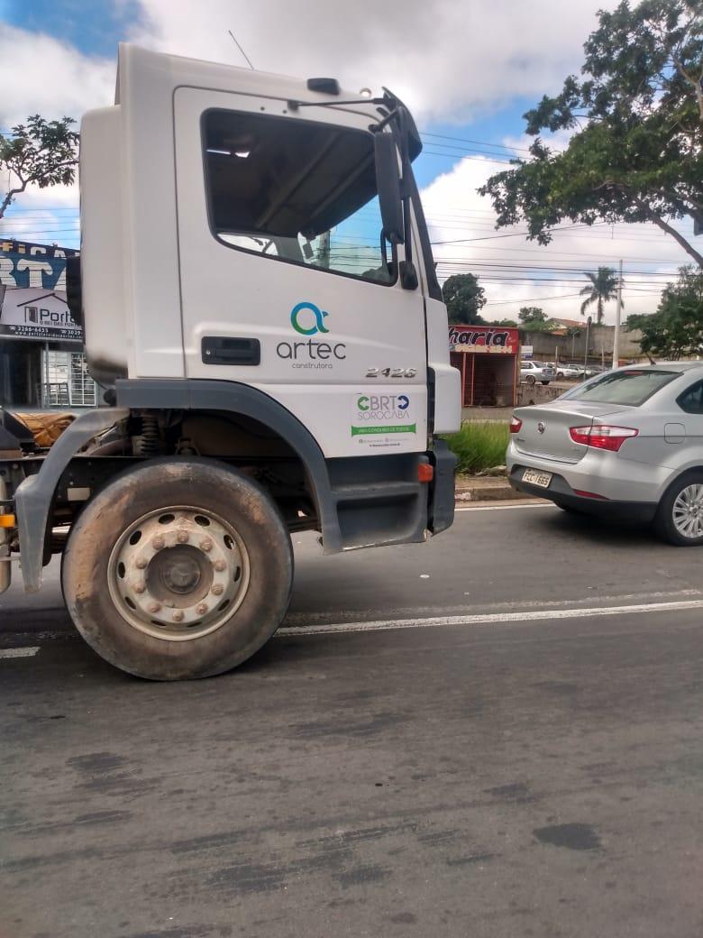 Construtora que faz o BRT de Campinas é a mesma que faz o de Sorocaba, porém em velocidades diferentes