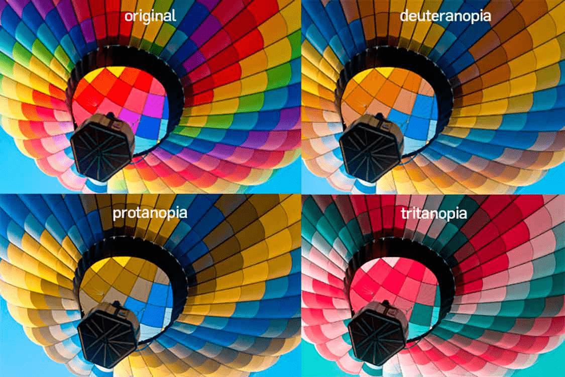 Curiosidades | Quais as dificuldades visuais de quem é daltônico?