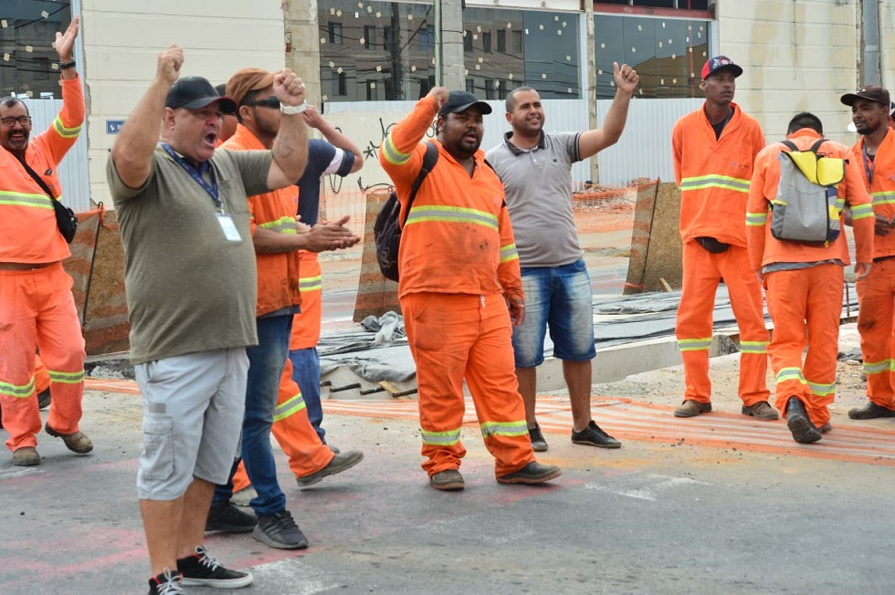 Construtora Artec, que faz trecho do BRT na Ruy Rodriguez, foi retirada do BRT de Sorocaba