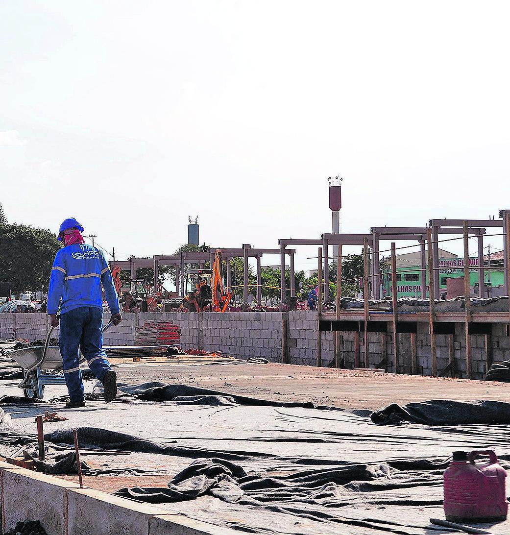 Confirmado o que já era esperado: fim das obras do BRT vai atrasar em Campinas