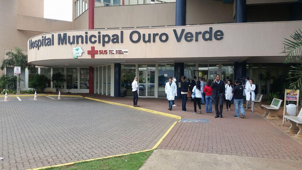 Hospital Ouro Verde converte leitos de UTI de Covid para o tratamento de outras doenças