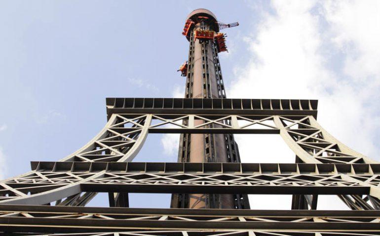 Hopi Hari anuncia retorno da atração La Tour Eiffel, mas com outro nome