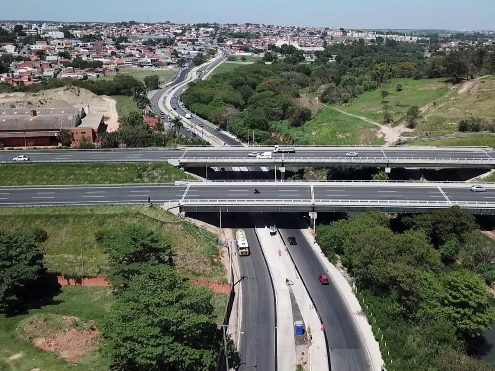 No fim da campanha eleitoral, prefeitura de Campinas inaugura novos trechos do BRT
