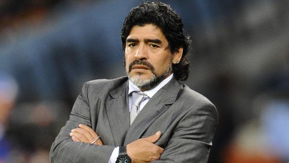 Morte do jogador argentino Diego Maradona causa comoção mundial