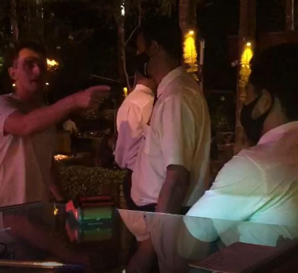 Empresário que humilhou manobrista no Seo Rosa em Campinas diz estar arrependido