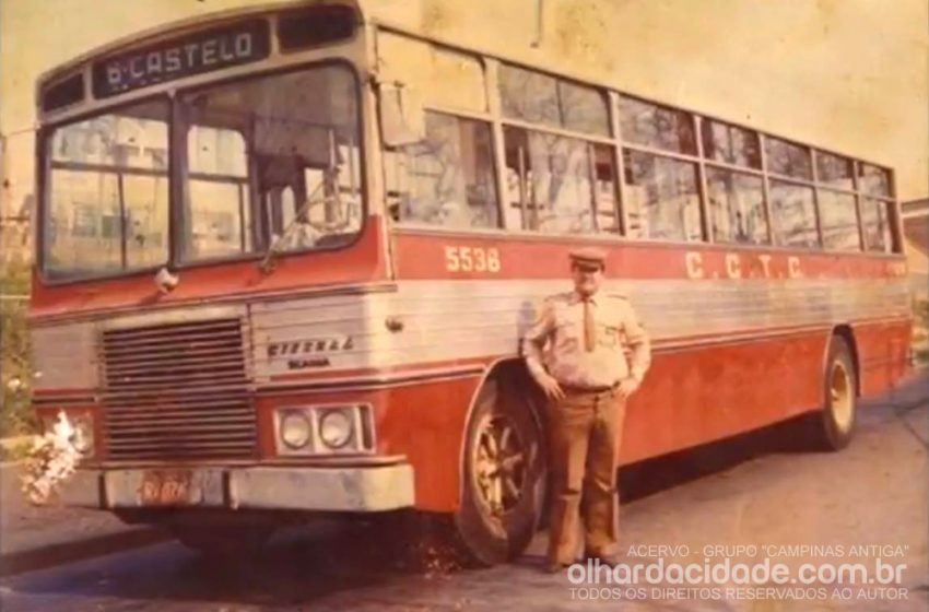 História do Transporte em Campinas | A linha Castelo-Proença, desde a época dos bondes