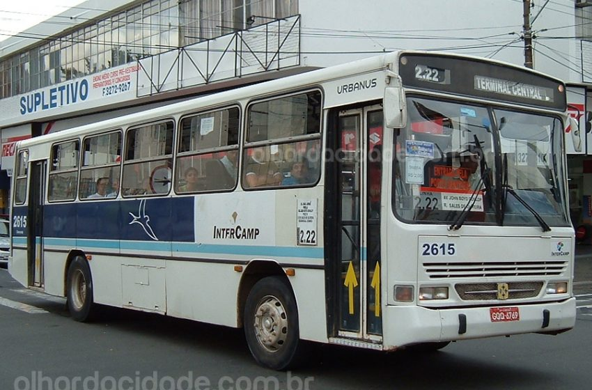 Campinas do Passado | Quem se lembra desses ônibus nas linhas do Jardim Florence?