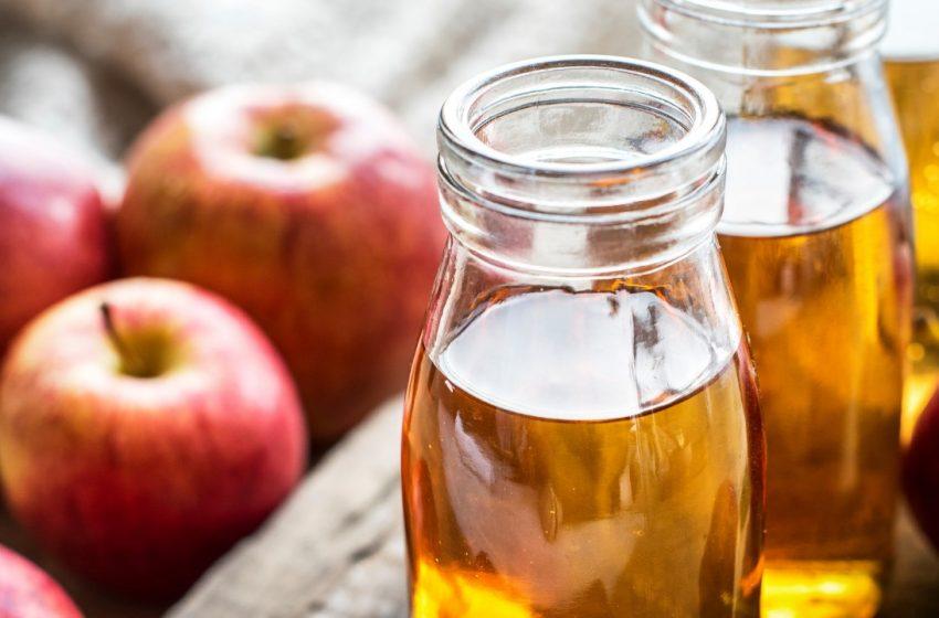 Vinagre de maçã: um elixir para a saúde!