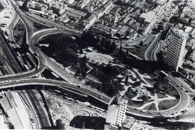 Campinas do Passado | Quando o Terminal Central era uma bela praça