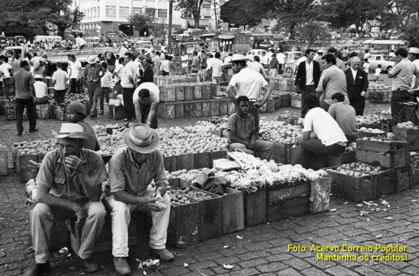 Campinas do Passado   Como era o entorno do Mercado Municipal antes dos terminais de ônibus