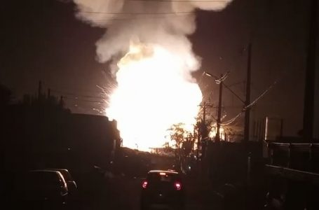 Caminhão explode em posto de Rio Claro; Rodovia Washington Luís está bloqueada