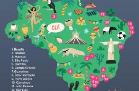 Pesquisa indica que Campinas é a 10ª cidade mais adúltera do país; Veja ranking