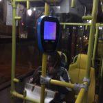 Reparou no validador azul em alguns ônibus? A gente descobriu o que aconteceu!