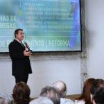 Joninha resolve trabalhar no ano eleitoral e vai inaugurar 50 obras em 50 dias
